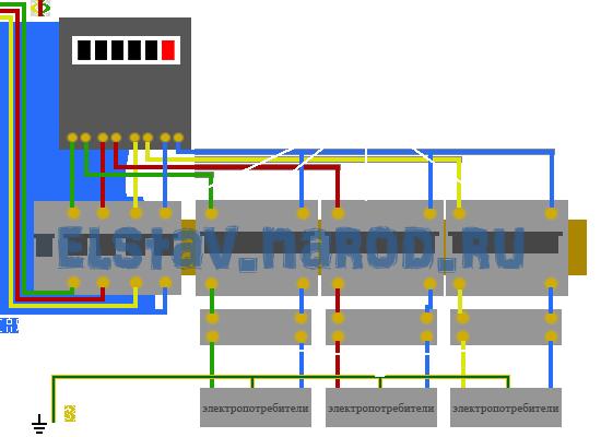 Схема квартиры с размерами п-30.  Электрические схемы компрессора деталировка.